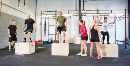 Os benefícios do CrossFit