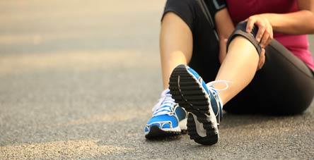 Lesões comuns aos praticantes de corrida