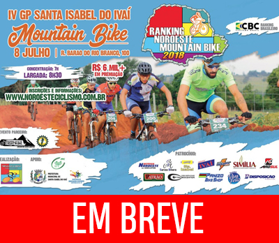 IV GP Santa Isabel do Ivai 2018