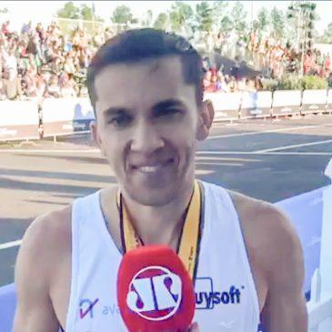 José Eraldo Lima é Terceiro lugar na Run Disney 2019