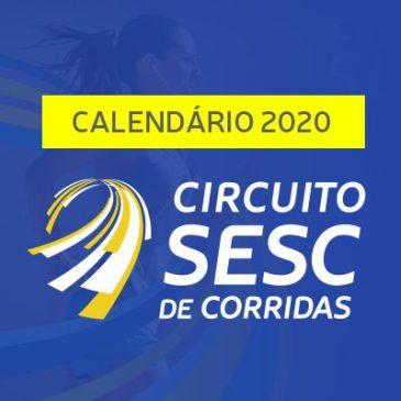 Circuito Sesc de Corridas 2020