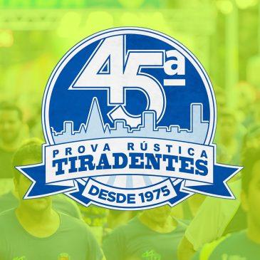 45º PROVA RÚSTICA TIRADENTES