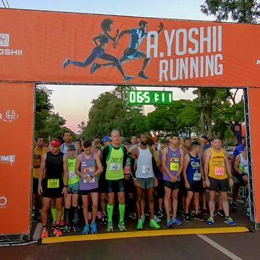A.Yoshii Running Maringá 2019