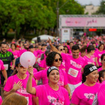 Go Pink – Corrida e Caminhada – Outubro Rosa