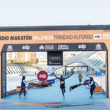Recorde Mundial da meia maratona batido